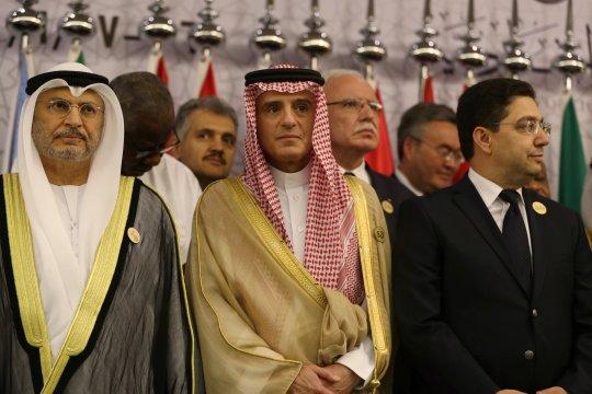 Arab Saudi kumpulkan pemimpin Arab atas serangan terhadap aset minyak