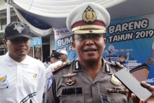 Polda Lampung bersama ATPM sediakan bengkel untuk pemudik