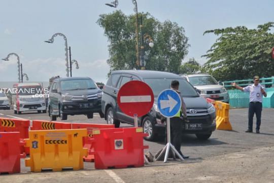 Warga Surabaya keluhkan sering terjadi kecelakaan di MERR Gunung Anyar