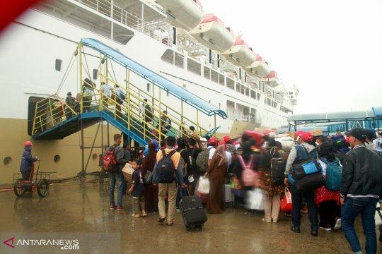 BUMN Mudik Bareng berangkatkan 2.145 pemudik ke Surabaya