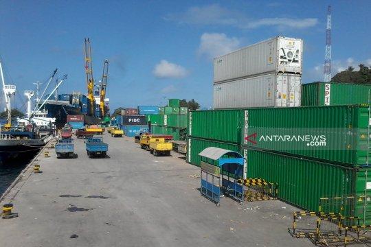 Hari ini puncak arus mudik di pelabuhan Sorong