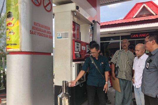 UPT Metrologi Legal Yogyakarta pastikan ketepatan takaran SPBU