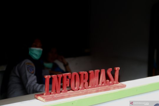 Petugas informasi Terminal Kalideres siap layani pemudik 24 jam