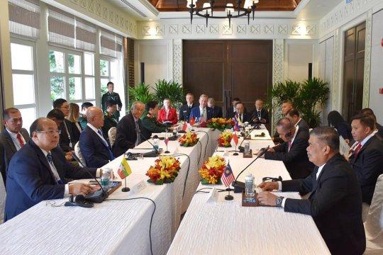 Menhan Ryamizard sebut ASEAN adalah keajaiban dunia