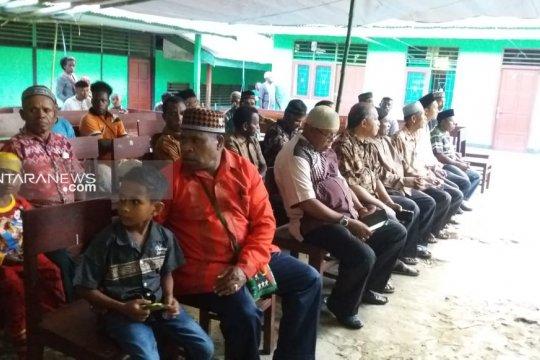 Bupati Sorong Selatan buka puasa bersama masyarakat