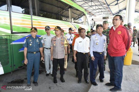 Gubernur NTB cek kesiapan angkutan mudik lebaran
