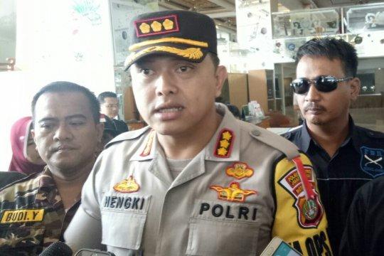 Polisi temukan racun di anak panah milik perusuh 22 Mei