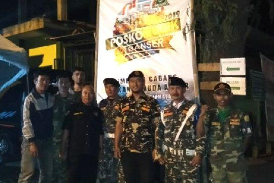 Banser siapkan posko pijat gratis di jalur mudik Tasikmalaya