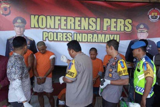 Polres Indramayu bekuk pelaku pencurian antarprovinsi