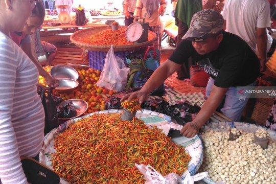 Harga cabai dan bawang di Ambon melonjak