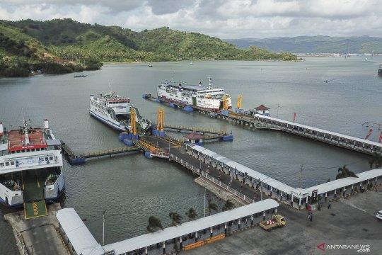 3.240 penumpang tiba di Pelabuhan Padangbai pada H+3