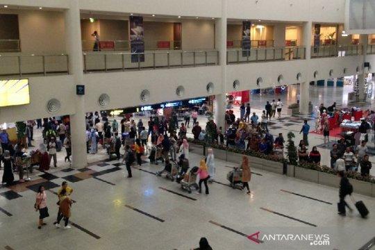 Bandar Udara Internasional Kualanamu terbangkan 82 ribu penumpang H-5