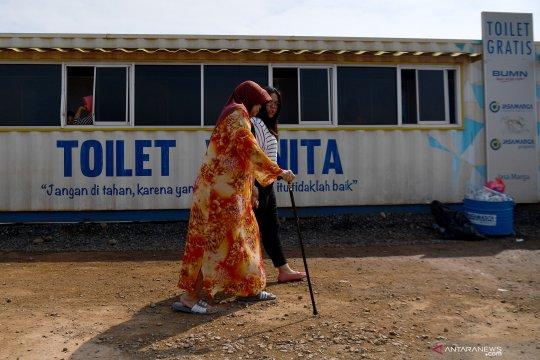 Pengusaha rest area usulkan ada toilet berbayar