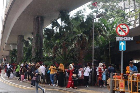 KJRI Hong Kong dampingi TKI laporkan penipuan agen perjalanan
