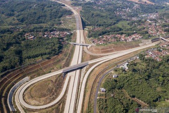 Jalur alternatif mudik tol Cisumdawu