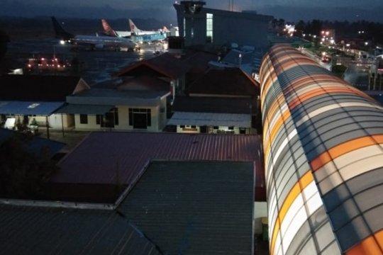 Jumlah penumpang di Bandara Radin Inten II Lampung turun