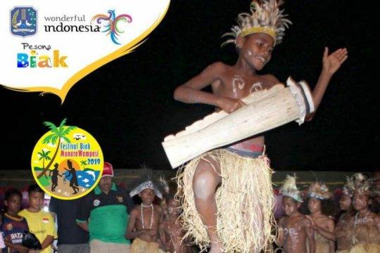 Dispar Biak gandeng Garuda Indonesia promosikan Festival BMW