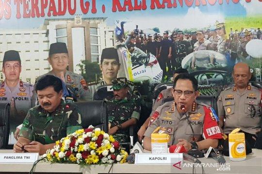 "Kapolri bersyukur politik sudah ""cooling down"" jelang Lebaran"