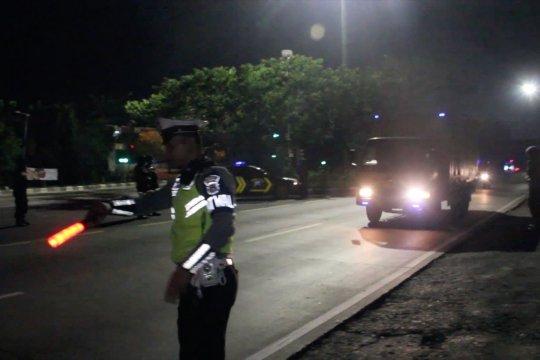 Jelang penetapan hasil pemilu, polisi razia jalur Pantura