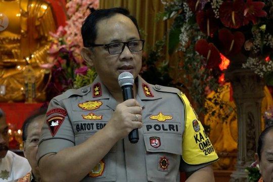 Kapolda Metro Jaya: Waisak lampaui perbedaan pilihan politik
