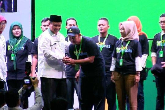 2.512 CEO Bumdes se-Jabar dikukuhkan di Bandung
