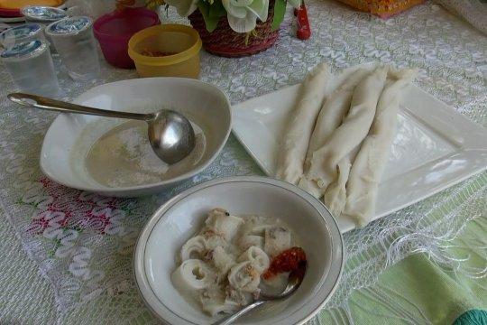 Burgo, sajian khas Ramadan penambah stamina