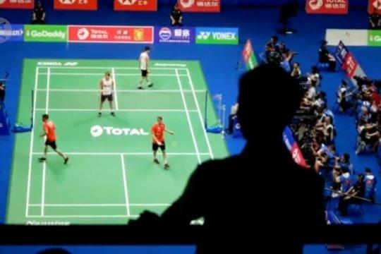 Mahasiswa Indonesia bakar semangat Timnas di Piala Sudirman