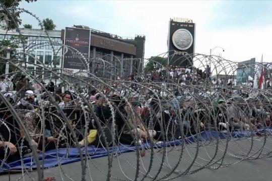Polrestabes Medan siap jaga aksi lanjutan 25 Mei