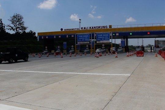 PT Jasa Marga tambah gardu transaksi di gerbang tol Kalikangkung