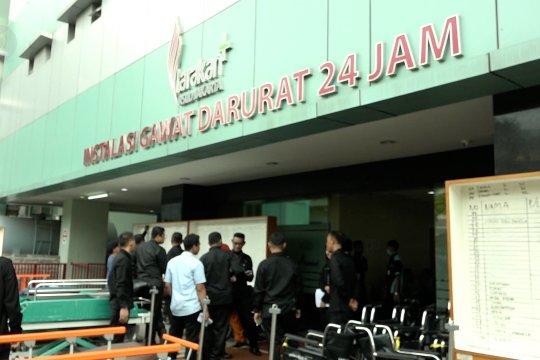 RSUD Tarakan terima 125 korban luka dan 2 tewas