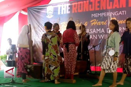 Tumbuhkan kecintaan budaya melalui festival rojengan