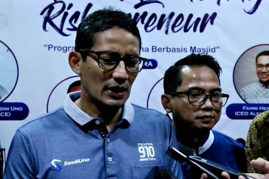Sandiaga: Gugatan ke MK merupakan tuntutan masyarakat