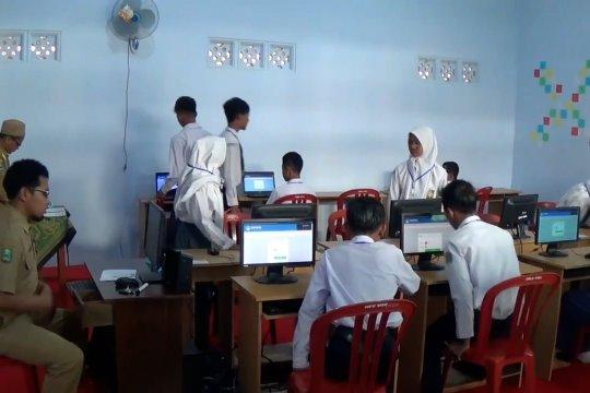 Jawa timur, kasus kecurangan UNBK SMP terbanyak