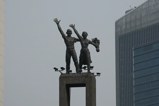 Tanggapan Kepala BPS dan warga Jakarta soal ibu kota baru