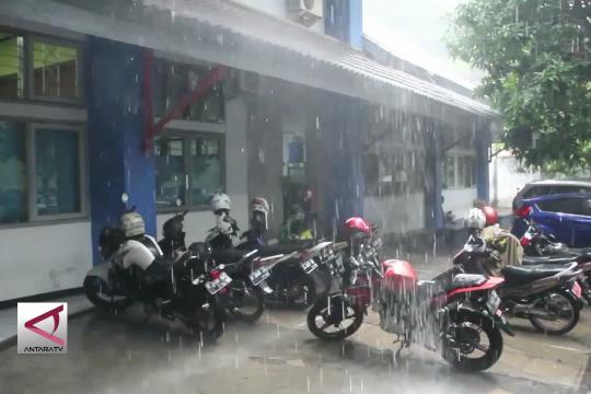 Hujan deras di Jateng dipengaruhi MJO