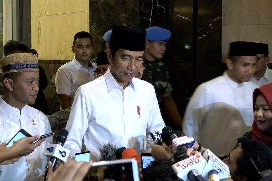 Tanggapan Presiden atas pernyataan BW  soal rezim korup