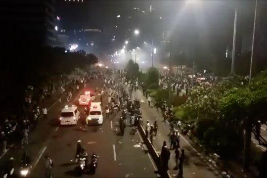 22 korban demo dilarikan ke RS Budi Kemuliaan