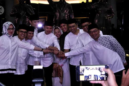 8 kepala daerah dan tokoh muda berkumpul di Bogor