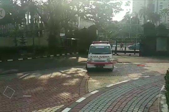 Polda Metro Jaya amankan ambulans yang membawa batu