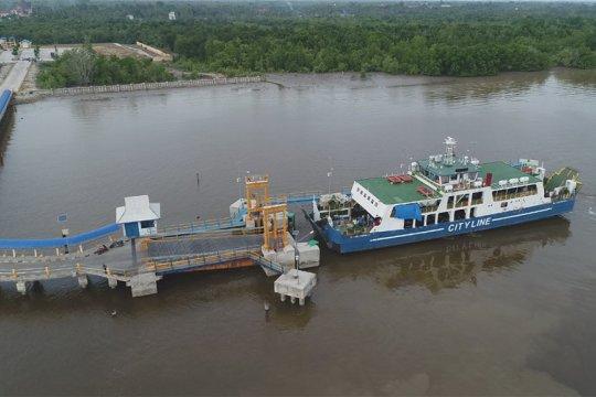 Antisipasi arus mudik Pemkab Bengkalis siagakan 5 kapal Roro