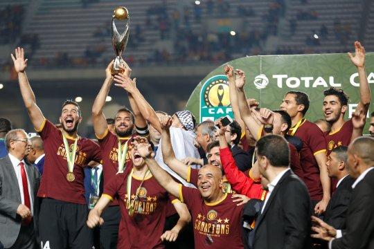 Diwarnai gaduh VAR, Esperance juara Liga Champions Afrika
