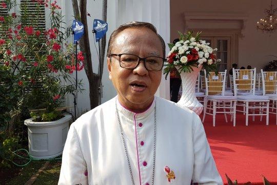 PGI apresiasi Mgr Ignatius Suharyo terpilih jadi kardinal di Vatikan