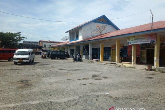 Kumuh, warga keluhkan terminal Kota Putussibau