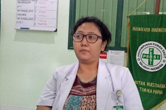 Perwakilan WHO kunjungi RSMM Timika petakan kasus lumpuh layu