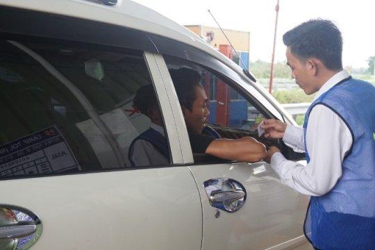Hutama Karya terapkan mobile reader di gerbang tol TransSumatera