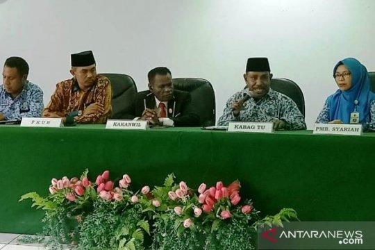 Kemenag Papua : Tidak ada pelatihan JAD di Keerom dan Merauke
