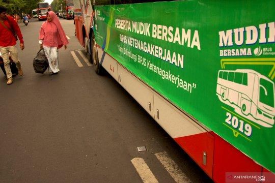 Pemkab Tabanan lepas 475 peserta Mudik Bersama