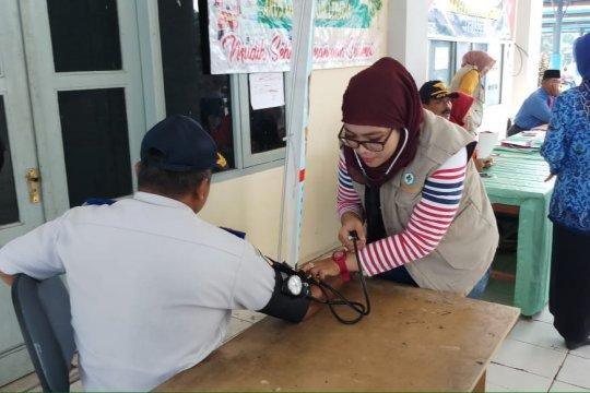 Dinkes Pandeglang dirikan 7 posko kesehatan di titik rawan kecelakaan