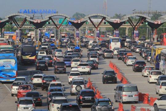 Jasa Marga: Hampir 750.000 kendaraan sudah tinggalkan Jakarta