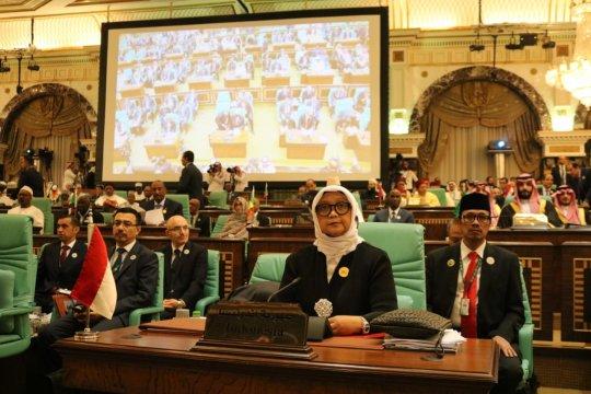 Indonesia tekankan kemakmuran umat jadi prioritas kerja sama OKI